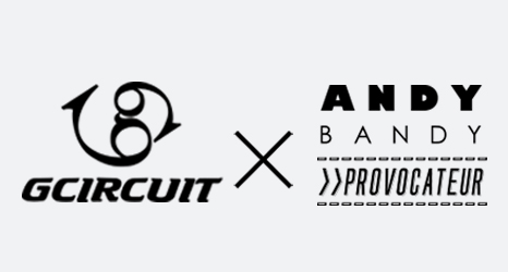 GCIRCUIT X ANDY BANDY